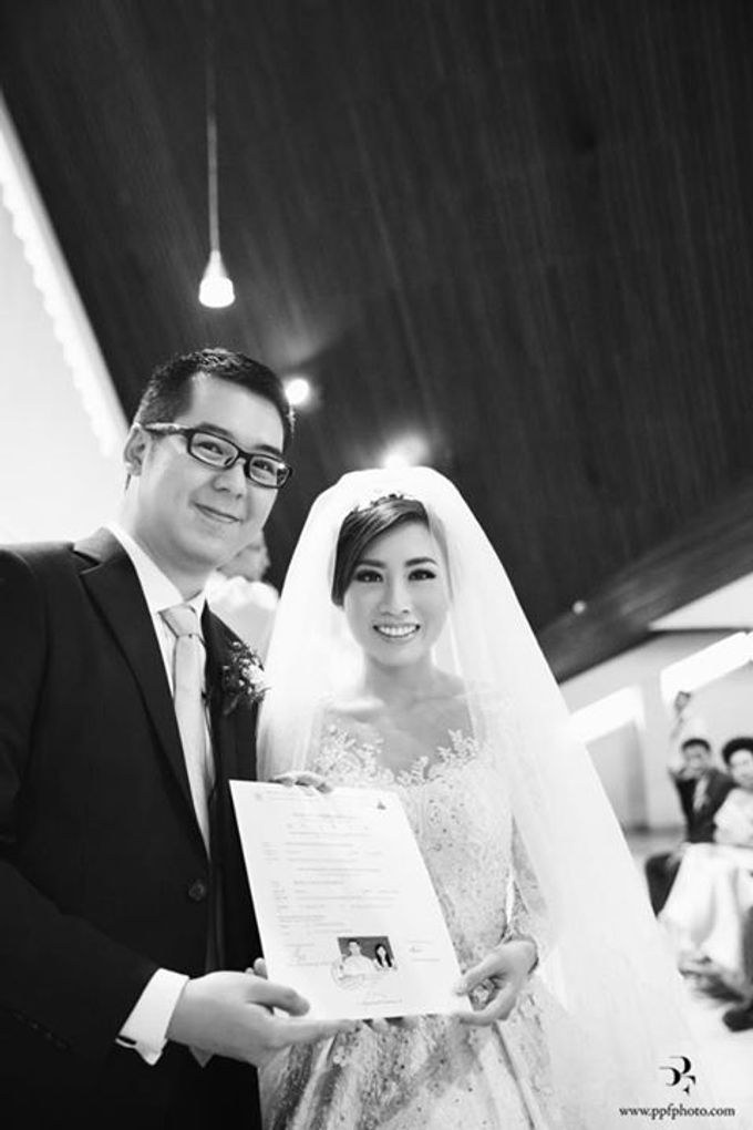 Vincent & Erika Wedding Day - Photo by Surya by PPF Photography & Videography - 030