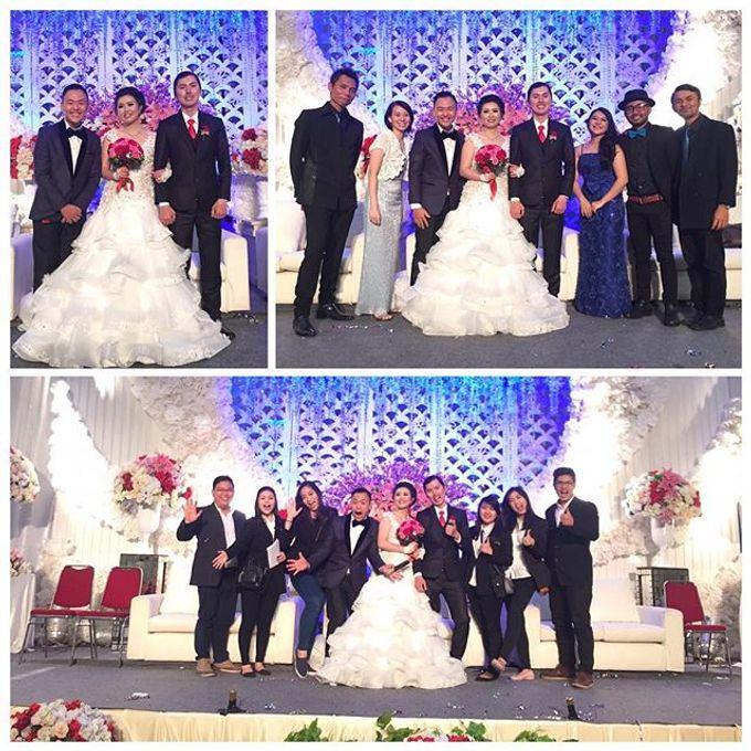 Wedding Hendri & Linda 21 Oktober 2016 by Dream High Music Entertainment - 001