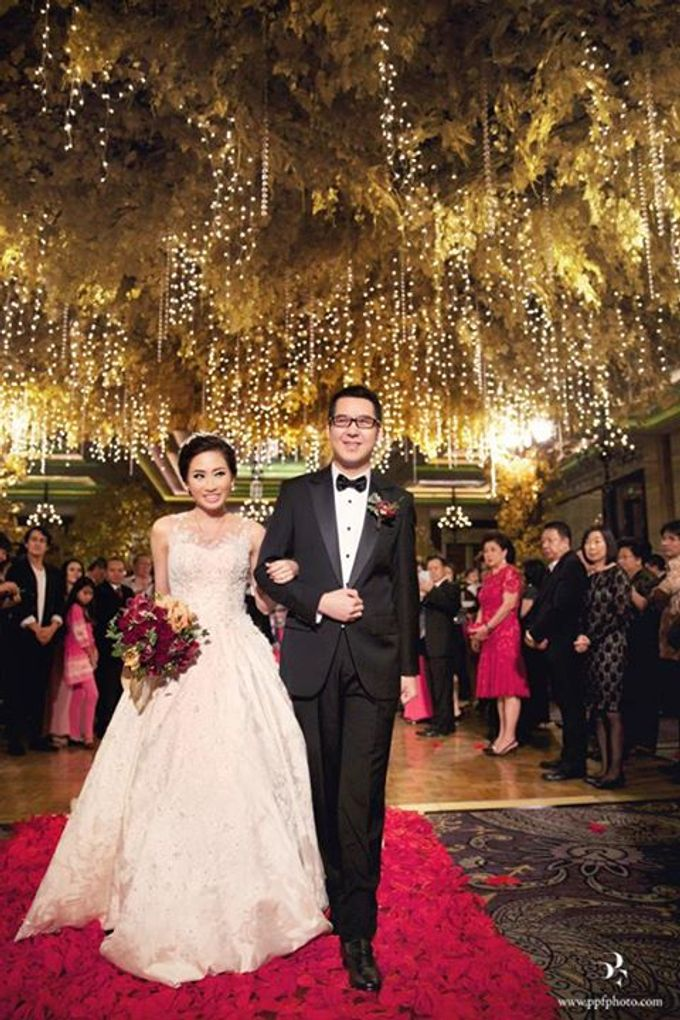 Vincent & Erika Wedding Day - Photo by Surya by PPF Photography & Videography - 041