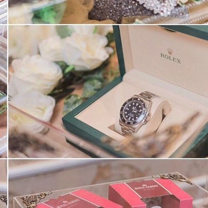 The Engagement of Cheryl and Yonathan by Seserahan by Rose Arbor - 007
