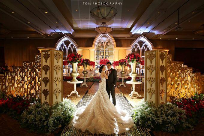 Alvin & Neysa Wedding at Aryaduta Hotel Bandung by Gio Music Entertainment - 003