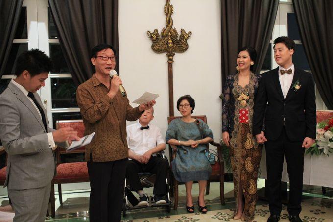 MC Wedding Intimate Plataran Menteng Jakarta - Anthony Stevven by Rove Gift - 003