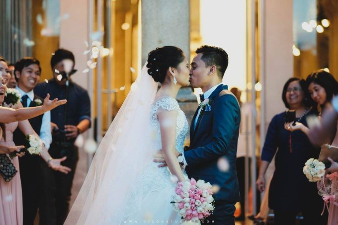 Intramuros Wedding by Jaymie Ann Events Planning and Coordination - 010