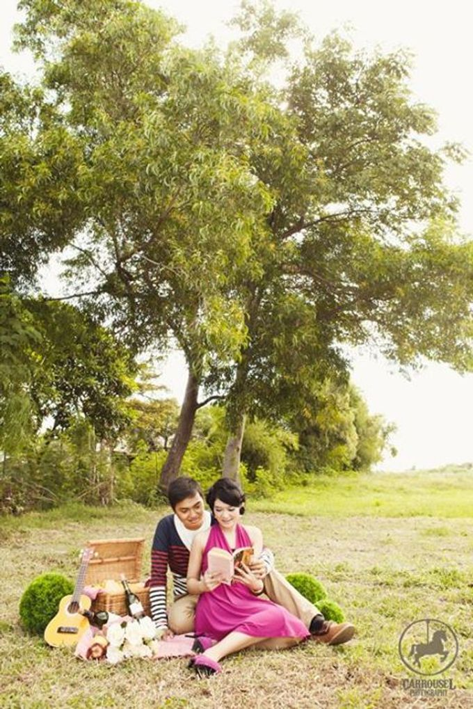Gilang & Nabila by Carrousel Photography - 003