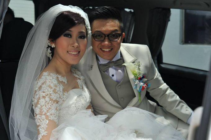 Wedding Arrangements by Fluxerchef Jakarta - 005