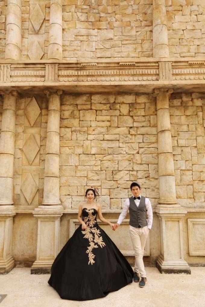Prewedding Gown by N Glam Bridal - 001