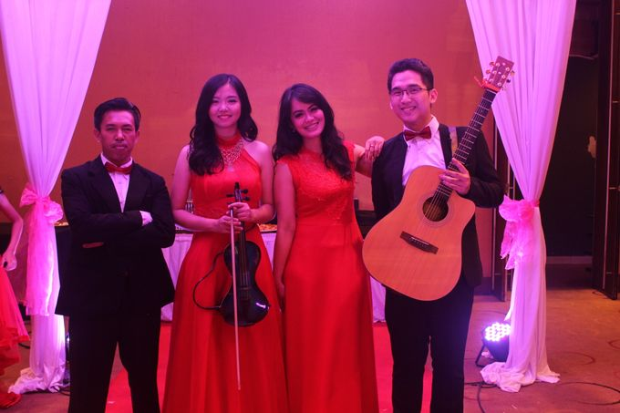 Simple Format for Wedding of Ferdy & Cicil by Canara Entertainment - 002