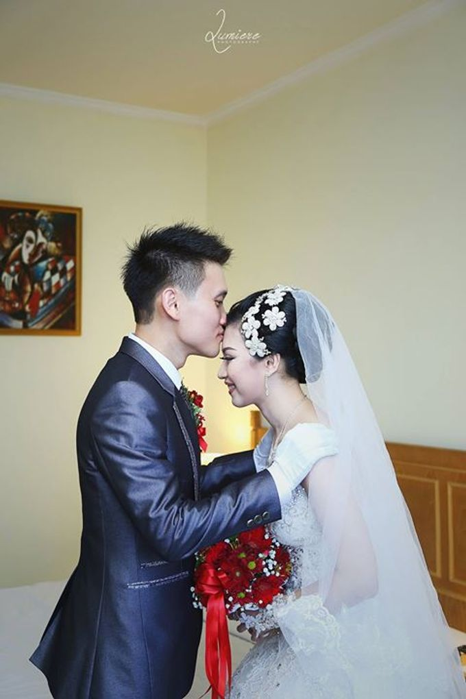 Wedding of Agus & Lia by LUMIERE PHOTOGRAPHY - 014