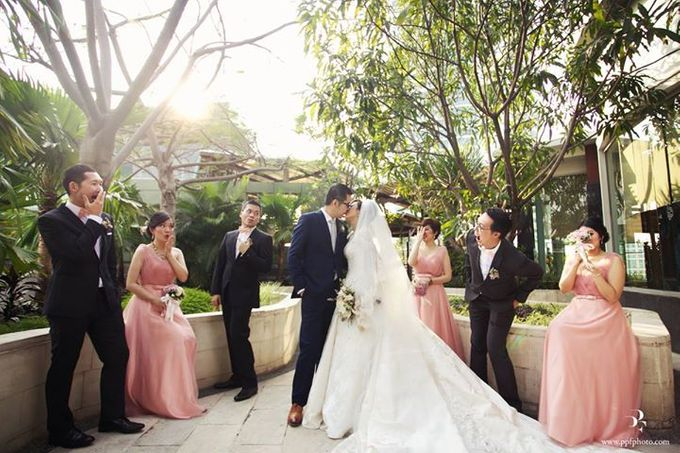 Vincent & Erika Wedding Day - Photo by Surya by PPF Photography & Videography - 034