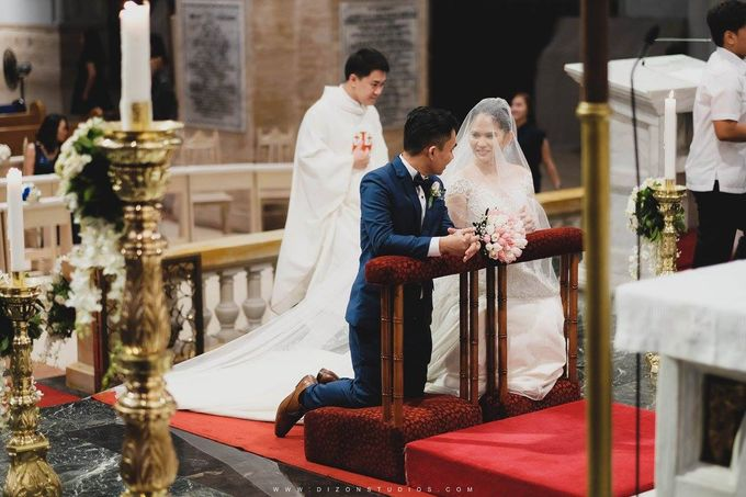 Intramuros Wedding by Jaymie Ann Events Planning and Coordination - 011