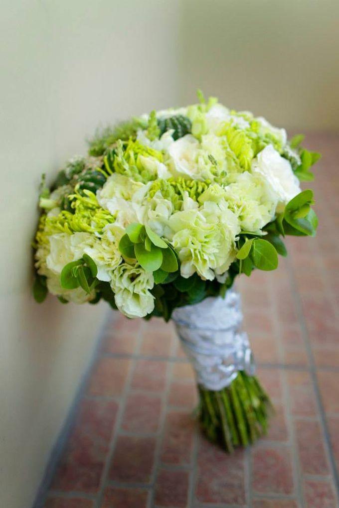 Nature Garden Wedding by Marga Florist - 001