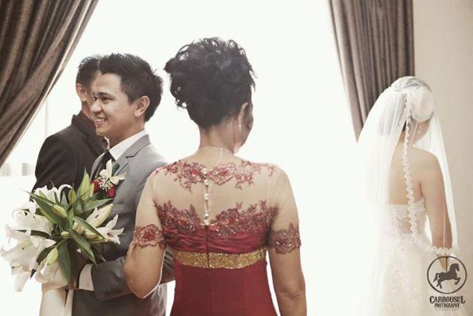 Arthur & Helen Wedding by Carrousel Photography - 009