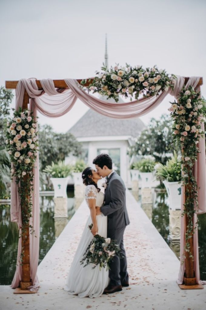 Jessica & Antonio Wedding by Bali Brides Wedding Planner - 031