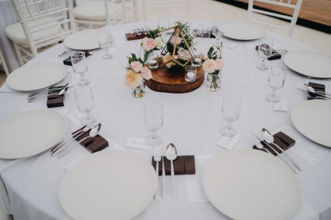 Jessica & Antonio Wedding by Bali Brides Wedding Planner - 032