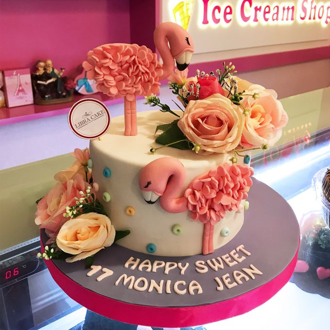Birthday Cake Part 2 by Libra Cake - 048