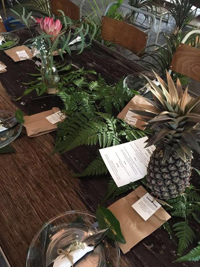 Botanical Wedding Theme by LITTLE ISLAND BREWING CO. - 002