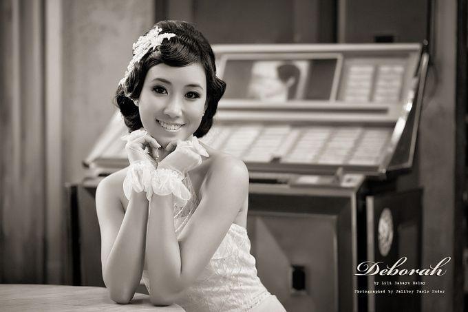 Deborah Pre-Wedding by Lili Makeup Specialist - 005