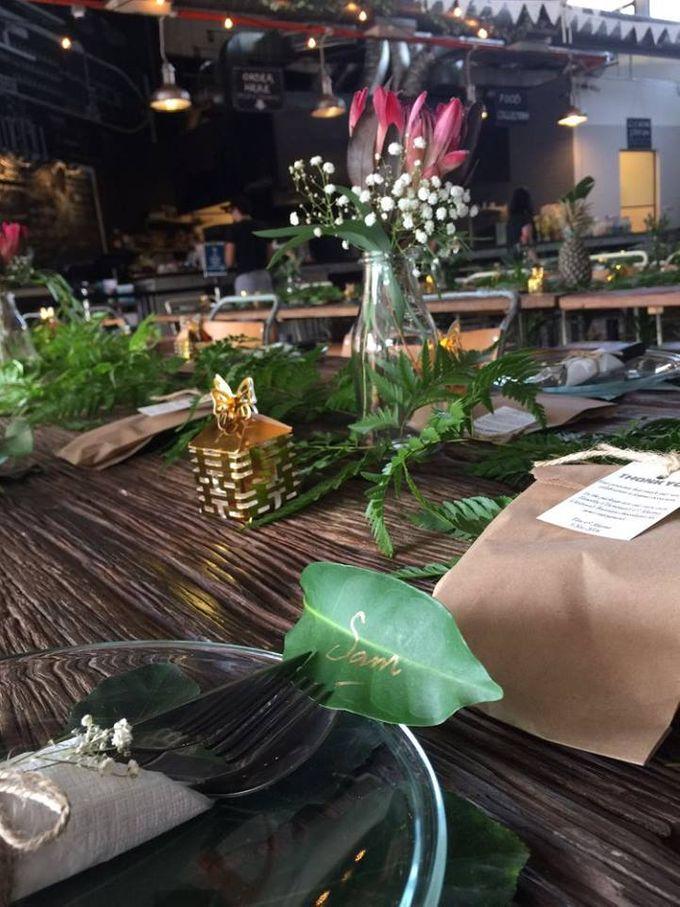 Botanical Wedding Theme by LITTLE ISLAND BREWING CO. - 003