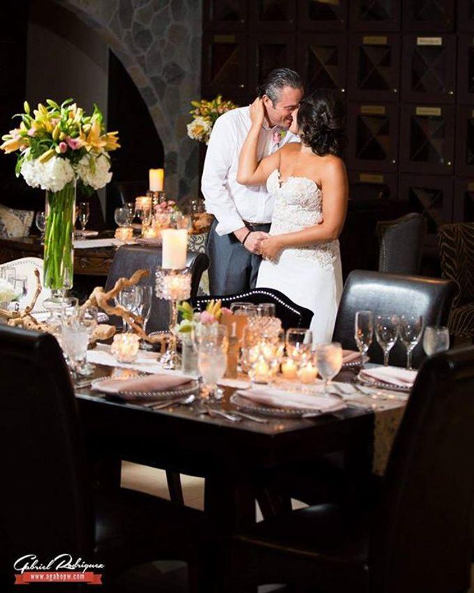 Luxury Destination wedding  by Eleganzza Events - 003