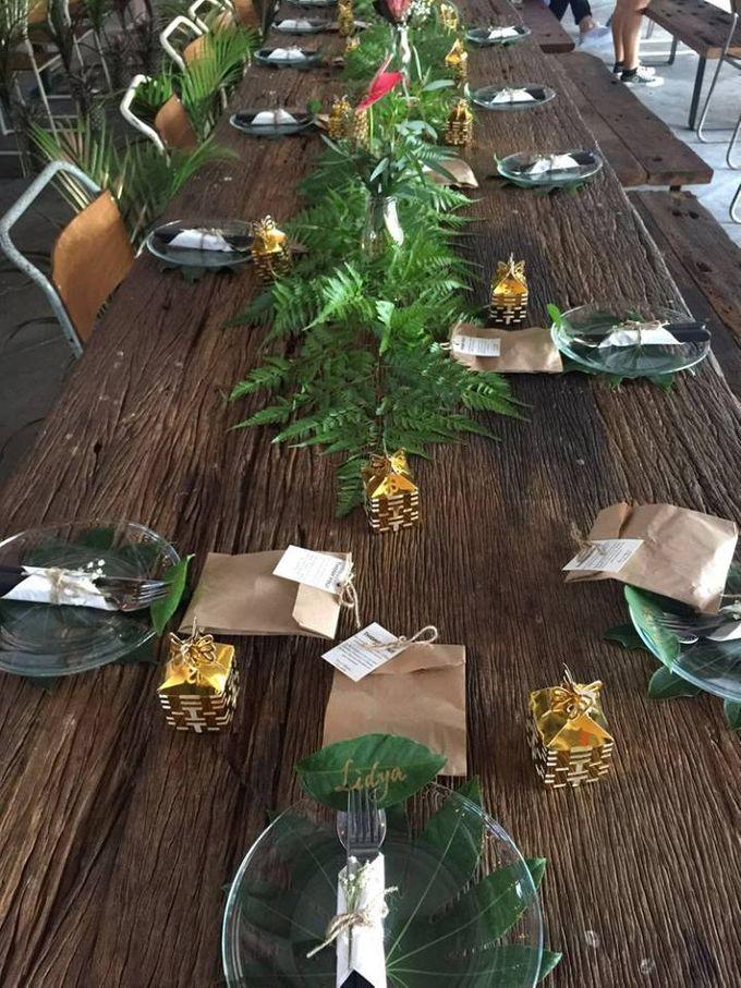 Botanical Wedding Theme by LITTLE ISLAND BREWING CO. - 005