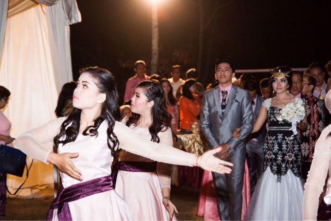 Jhack & Chika Wedding by Salmo - 007