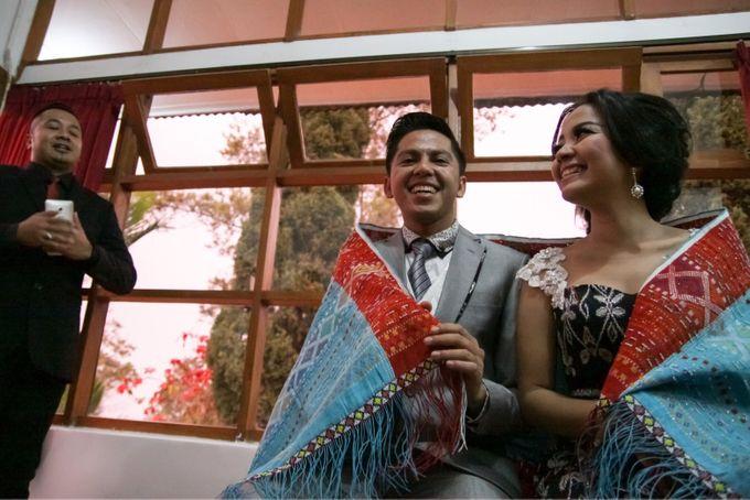 Jhack & Chika Wedding by Salmo - 004