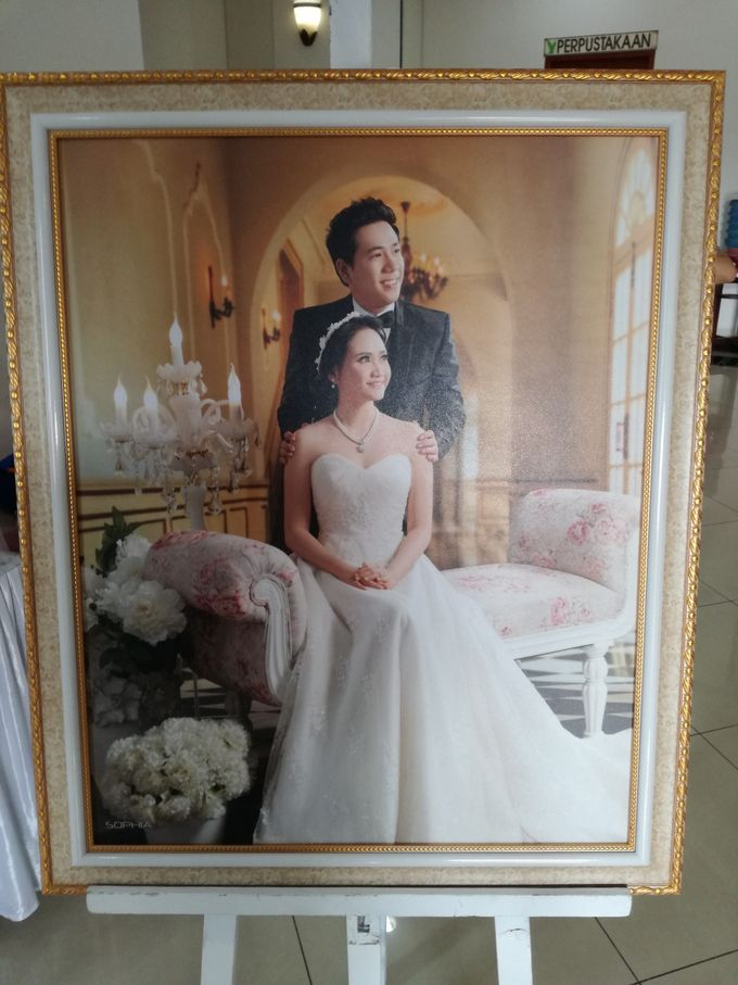 Wedding Jimmy & Lidya by Red Hat Organizer - 001