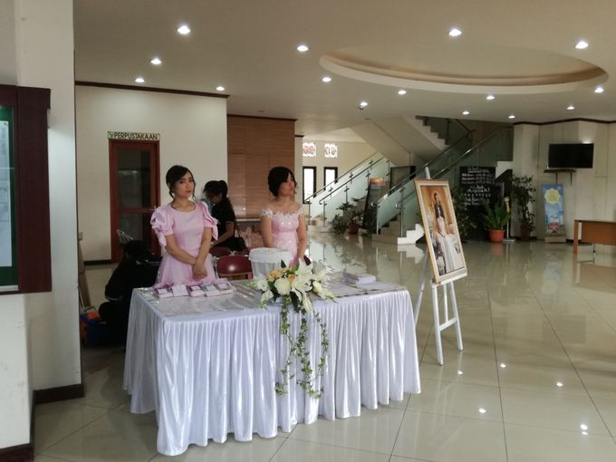 Wedding Jimmy & Lidya by Red Hat Organizer - 003