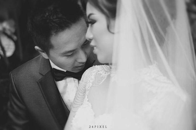 Wedding of Edwin & Veronica by Gester Bridal & Salon Smart Hair - 027