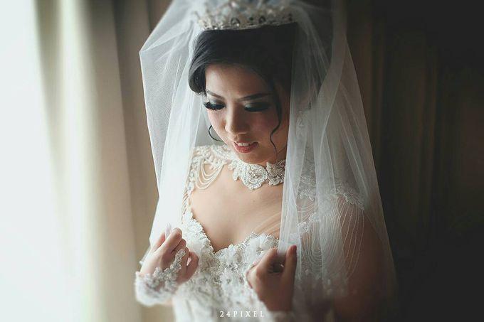 Wedding of Edwin & Veronica by Gester Bridal & Salon Smart Hair - 001