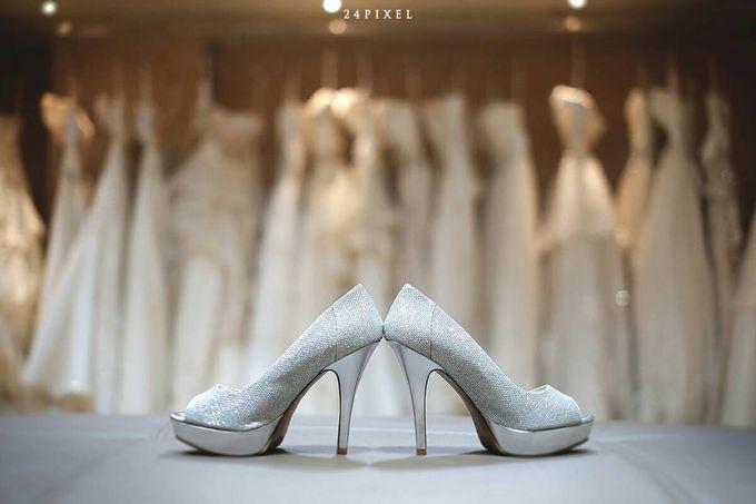 Wedding of Edwin & Veronica by Gester Bridal & Salon Smart Hair - 003