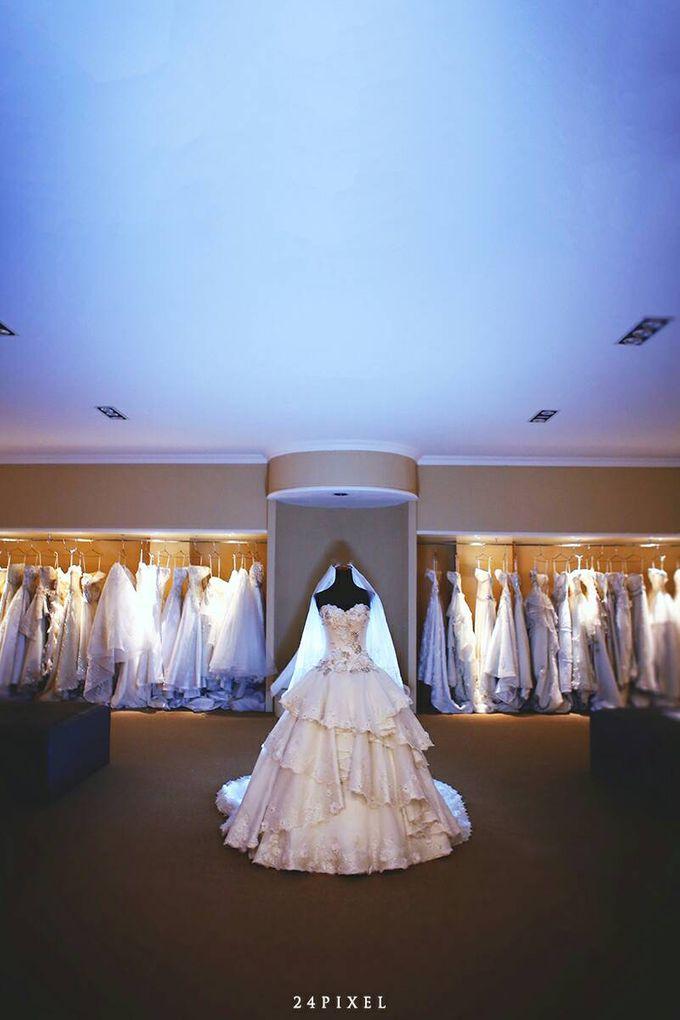 Wedding of Edwin & Veronica by Gester Bridal & Salon Smart Hair - 004