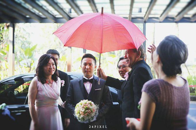 Wedding of Edwin & Veronica by Gester Bridal & Salon Smart Hair - 006
