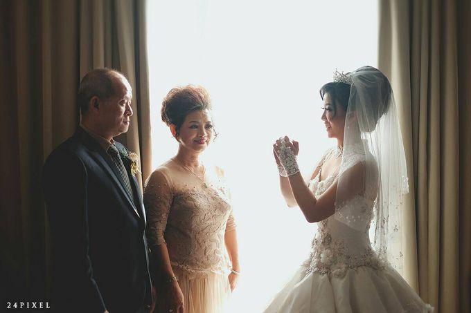 Wedding of Edwin & Veronica by Gester Bridal & Salon Smart Hair - 008