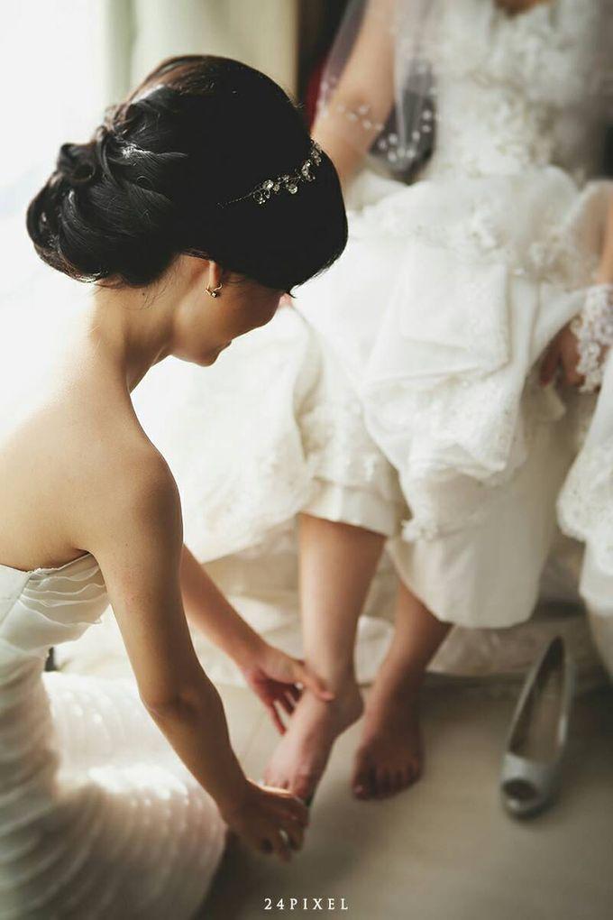 Wedding of Edwin & Veronica by Gester Bridal & Salon Smart Hair - 010