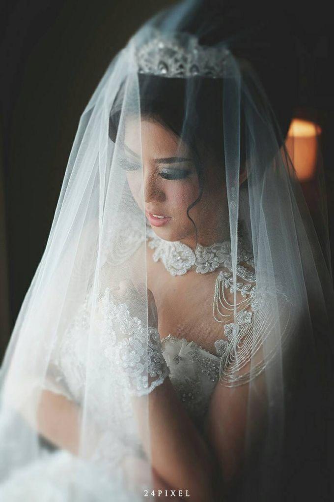 Wedding of Edwin & Veronica by Gester Bridal & Salon Smart Hair - 013