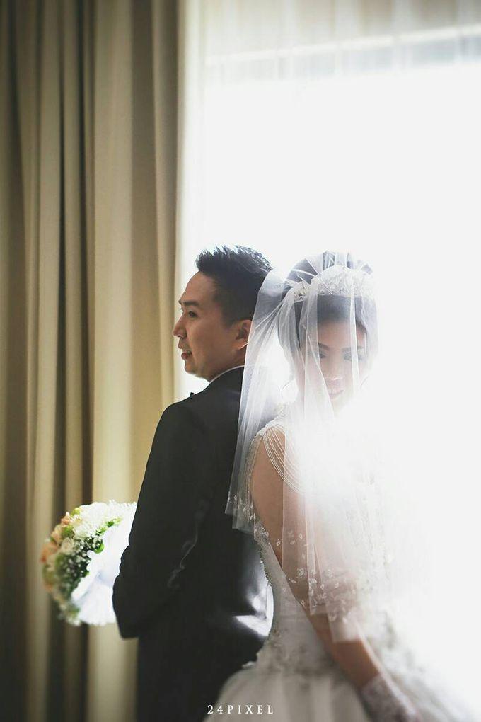 Wedding of Edwin & Veronica by Gester Bridal & Salon Smart Hair - 017