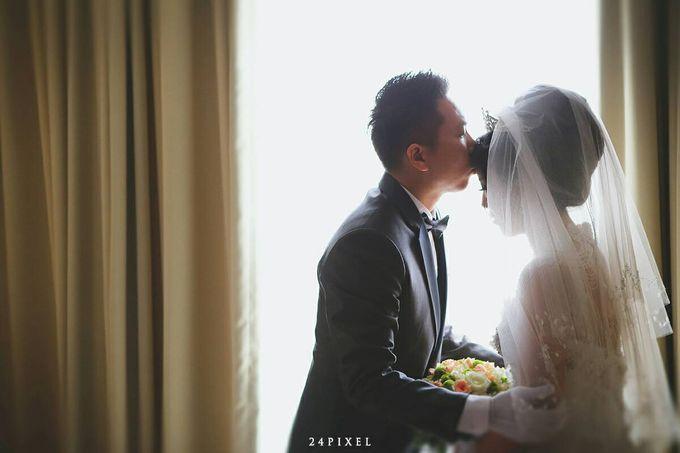 Wedding of Edwin & Veronica by Gester Bridal & Salon Smart Hair - 021