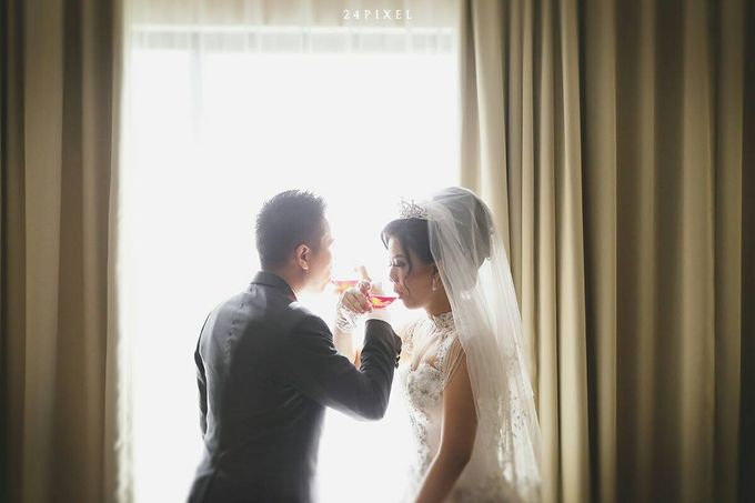 Wedding of Edwin & Veronica by Gester Bridal & Salon Smart Hair - 022