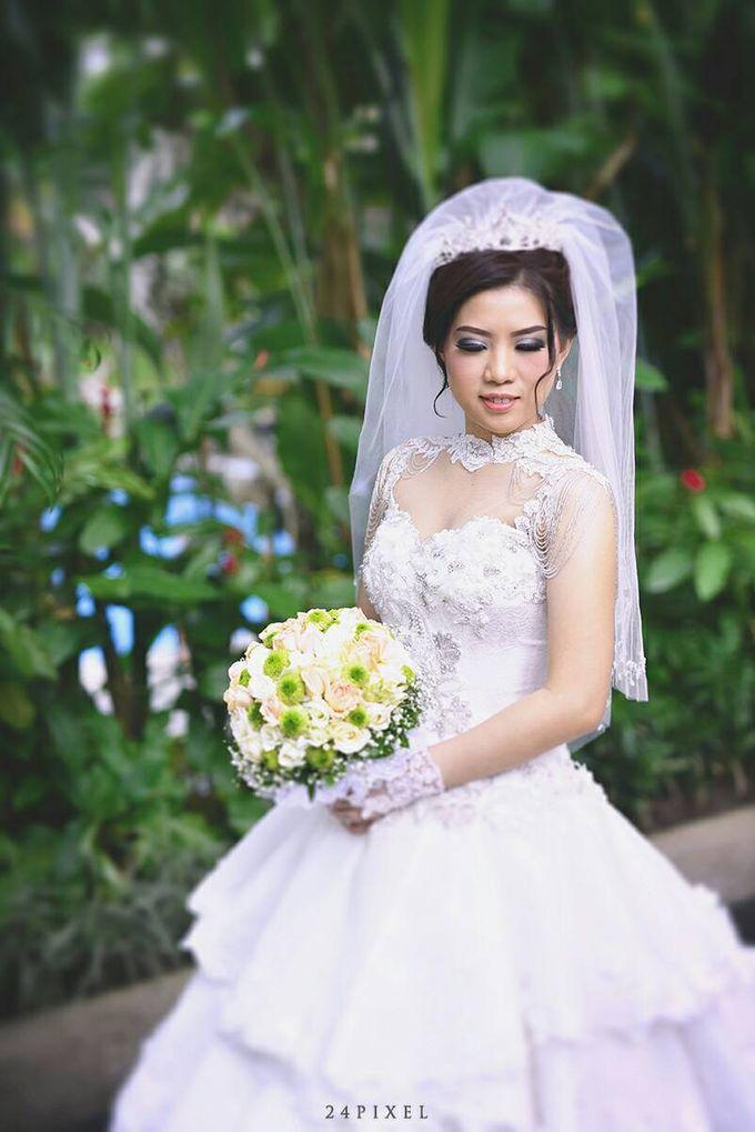 Wedding of Edwin & Veronica by Gester Bridal & Salon Smart Hair - 023