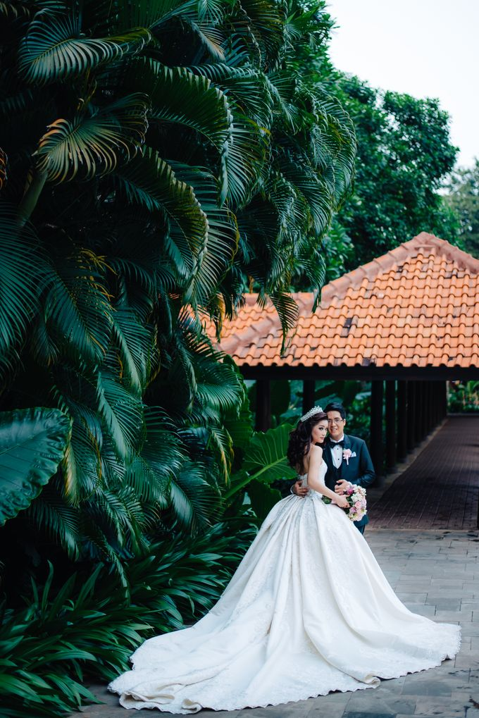 The Wedding of Steve & Cindy by WedConcept Wedding Planner & Organizer - 001