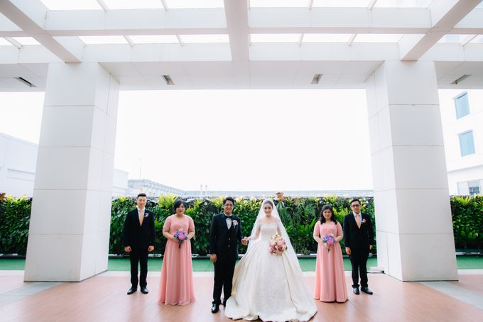 The Wedding of Steve & Cindy by WedConcept Wedding Planner & Organizer - 002