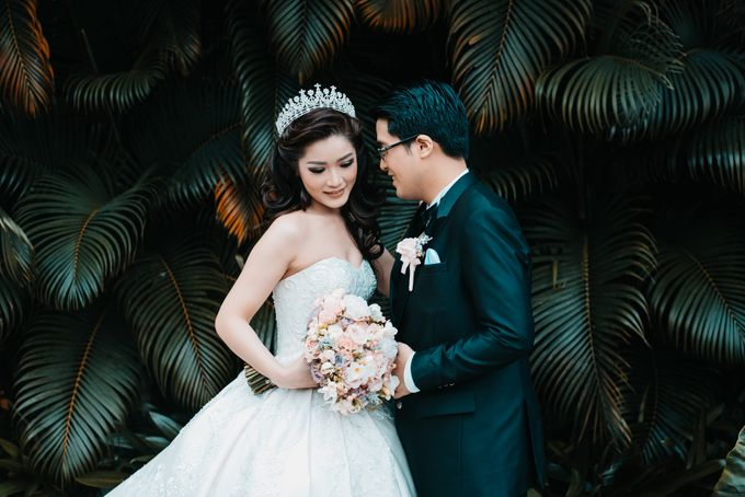The Wedding of Steve & Cindy by WedConcept Wedding Planner & Organizer - 005
