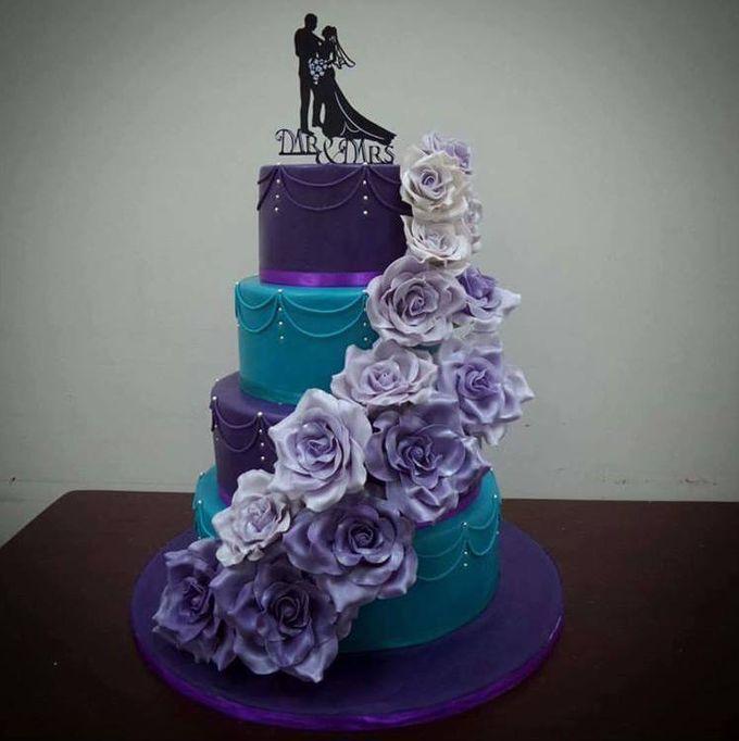 Cakes by M Cakes Studio - 009