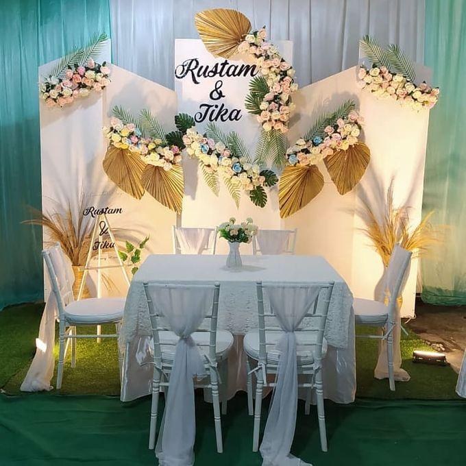 Wedding Rustam & Tika by Kyukyu organzier - 002