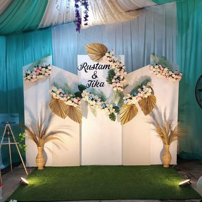 Wedding Rustam & Tika by Kyukyu organzier - 001