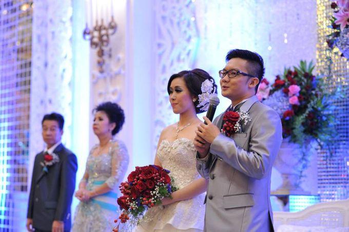Wedding Arrangements by Fluxerchef Jakarta - 006
