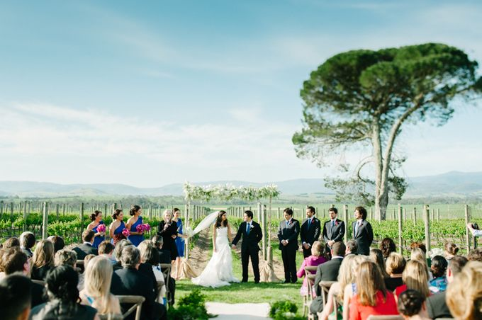 Ceremonies by Stones of the Yarra Valley - 002