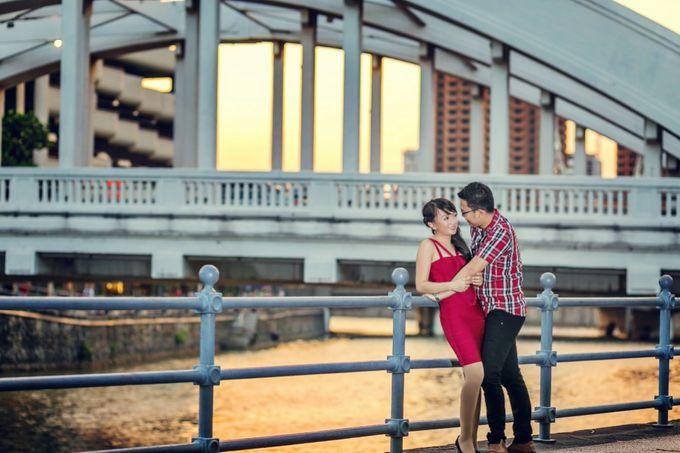 Prewedding Herry&Dewi by Okeii Photography - 014