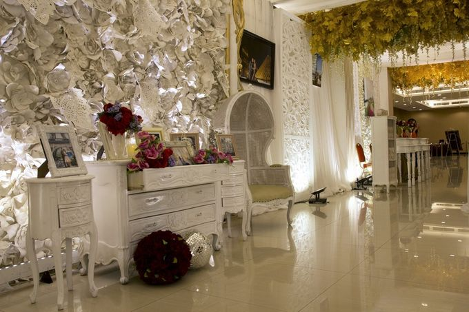 Wedding of Rendy & Fransisca by The Palms Ballroom - 010